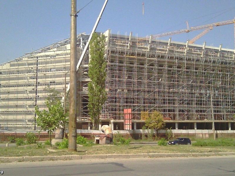 """Мултифункционална спортна зала """"Арена Армеец"""""""